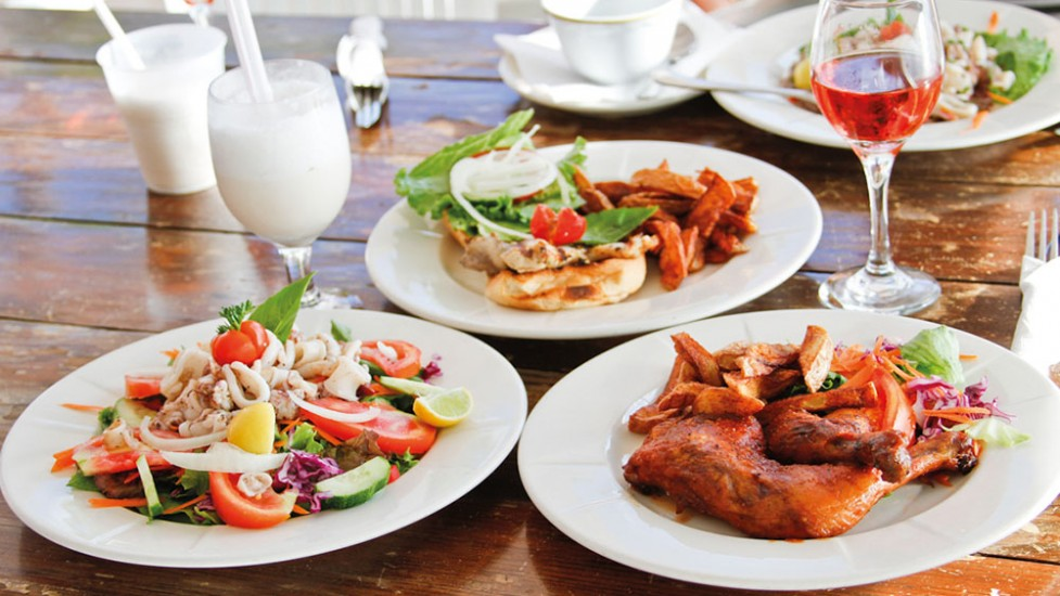 Bumpkins Beach Bar & Resturant | Food and Drink Guide ...