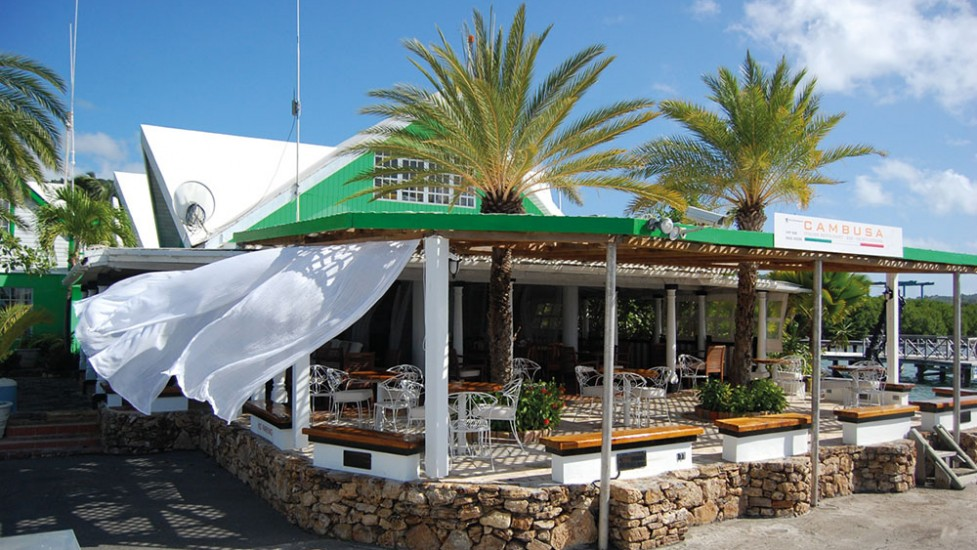 Antigua restaurants
