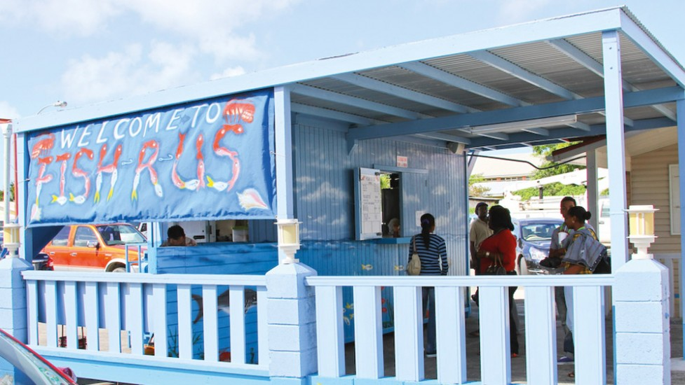 Fish R Us Food And Drink Guide Antigua Barbuda