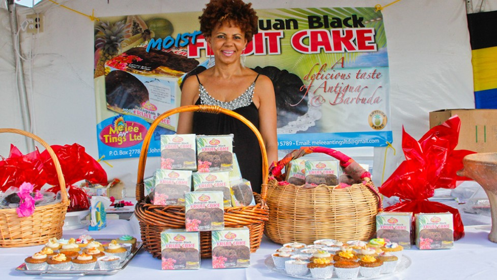Antiguan Black Cake Recipe