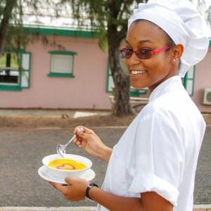 Gabrielle Thomas Antigua & Barbuda Hospitality 1