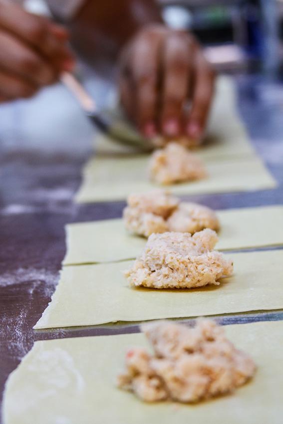 Handmade Tortelloni by La Bussola Restaurant 3