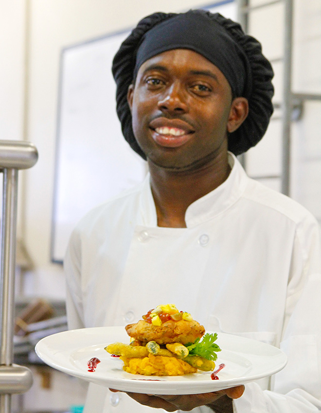 Private Chef Kahyeme Benjamin 1
