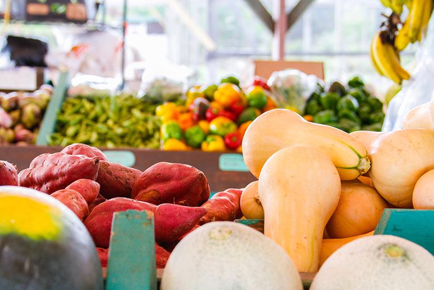colesome farmers market 1