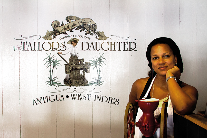 island gourmet boutique tailor's daughter antigua 2