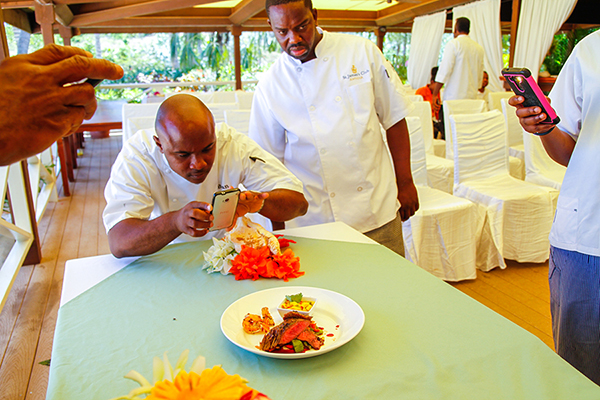 Young Masters of Culinary Chefs Competition Antigua