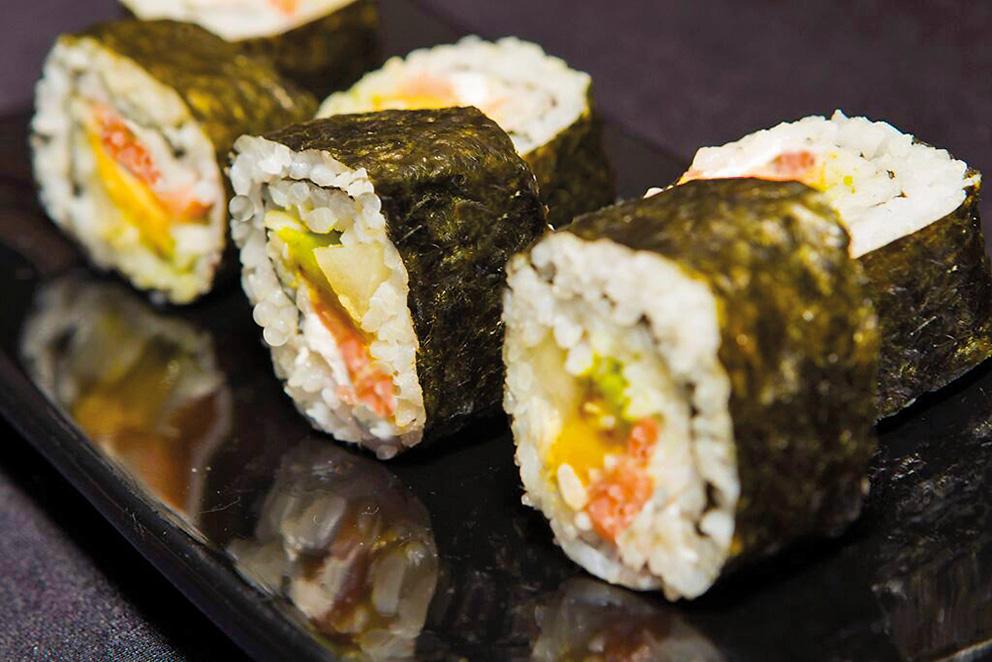Afro Sushi