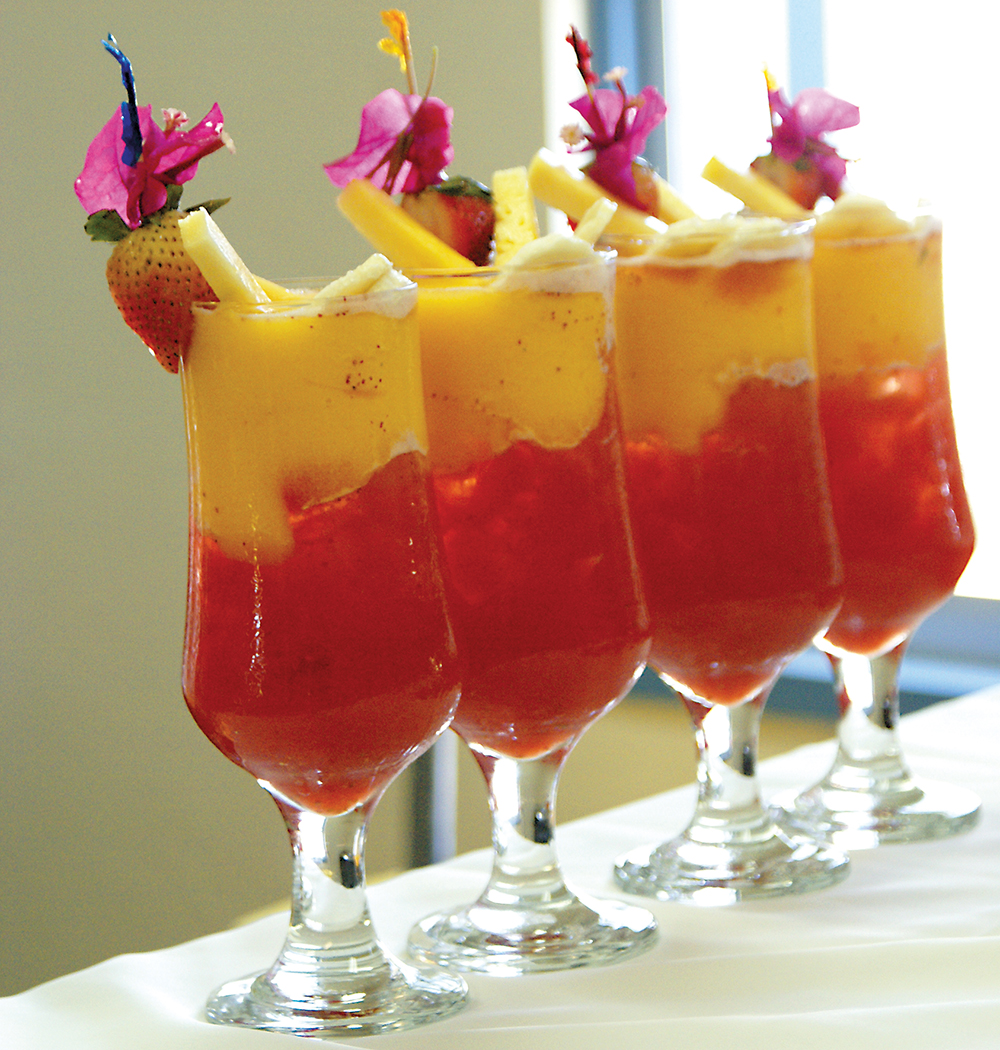 antigua drink food recipes barbuda cocktails timmy cocktail foodanddrink